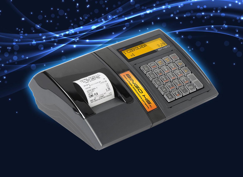 Posnet Bingo HS EJ - kasa fiskalna z elektroniczną kopią paragonów