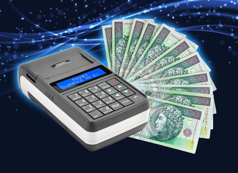 Informacje o uldze za pierwszą kasę fiskalną